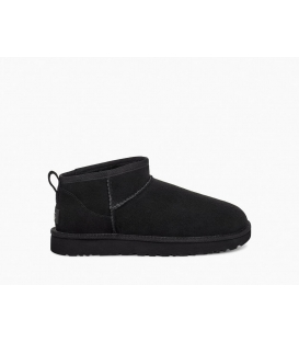 UGG DONNA CLASSIC ULTRA MINI STIVALI BLACK