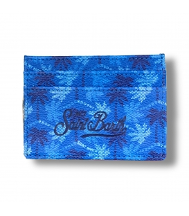 MC2 SAINT BARTH CARD HOLDER AZZURRO